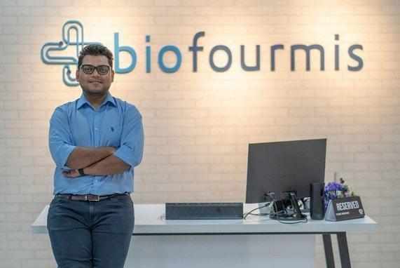 Сингапурский производитель медицинских трекеров Biofourmis привлек 100 млн  USD