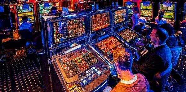 Наземные казино Вулкан в России