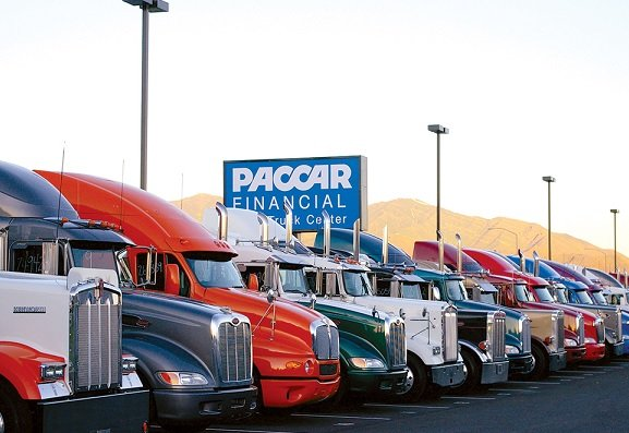 На грузовики PacCar установят систему автопилотирования от стартапа Aurora