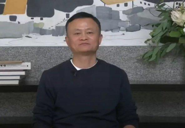 После появления Ма на публике акции Alibaba подорожали на 5%