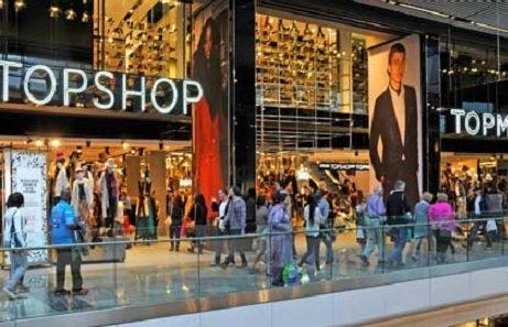 Topshop может быть продан интернет-ритейлеру Asos