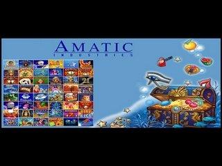 Слоты от провайдера Amatic
