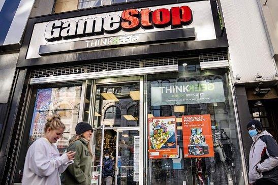 Котировки GameStop обвалились на 13% из-за планов компании избавиться от части акций