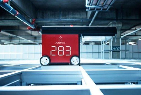 Робототехнический стартап AutoStore привлек 2,8 млрд USD от SoftBank