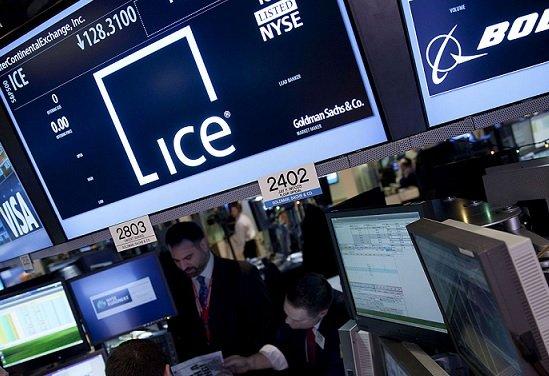 Оператор NYSE выручил 1,2 млрд USD от продажи акций Coinbase
