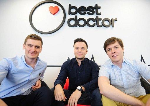 Страховой стартап BestDoctor из РФ закрыл раунд B на 26 млн USD