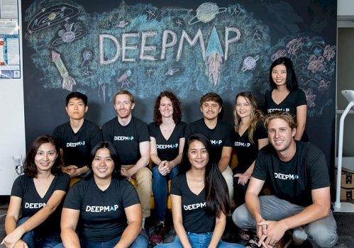 NVIDIA вложилась в покупку стартапа DeepMap