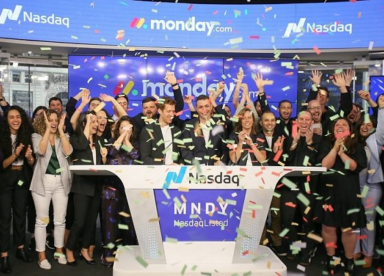 IPO стартапа Monday.com из Израиля принесло Salesforce и Zoom 11,5 млн USD