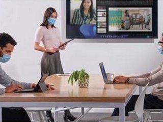 Microsoft Teams и Office 365 могут вам помочь c гибридной работой