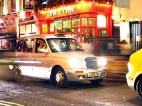 Get Taxi service comes to Russia