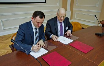 Russia and Belarus shake hands on joint business accelerator and techno-park