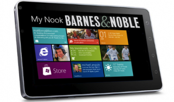 Microsoft invests $ 600 M in Nook, an e-book developer