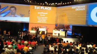 Ukrainian team won the main competition of Microsoft Imagine Cup