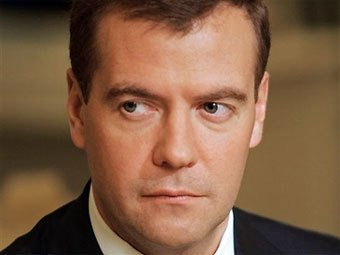 Medvedev supports the idea of  tax remissions for young entrepreneurs