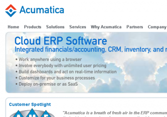 Acumatica won over a top manager from Microsoft