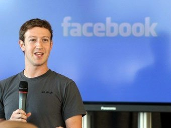 Mark Zuckerberg disappointed with the fall of Facebook stocks after the IPO