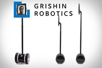 Grishin Robotics Fund concluded its first deal in robotics