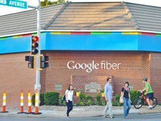 Fast Internet from Google in Kansas promotes the development of startups