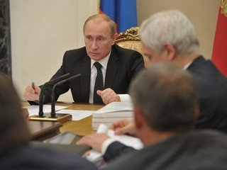 Putin proposes to establish a fund to finance web projects