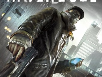 Watch Dogs обзавелась бокс-артом