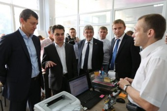 "High technologies fair ""Innovative sphere"" opened in Ufa"