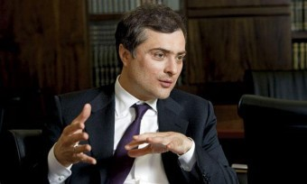 Vladislav Surkov is interested in venture technologies