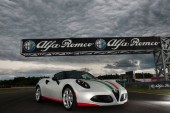 Alfa Romeo 4С: теперь - safety car