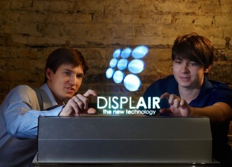 Russian Startup Displair starts Road Show in USA