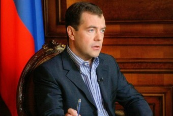 "Mr.Medvedev has increased the status of ""Innoprom"" up to International"